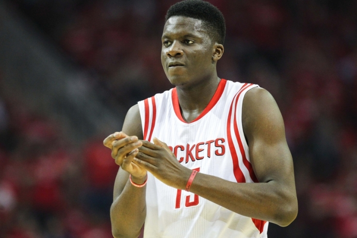 NBA: Playoffs-Los Angeles Clippers at Houston Rockets