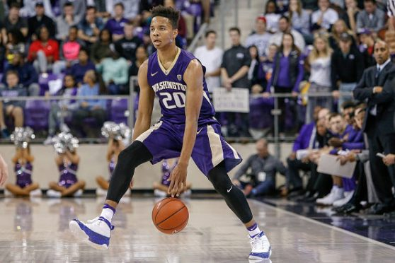 NCAA BASKETBALL: NOV 30 Washington at TCU
