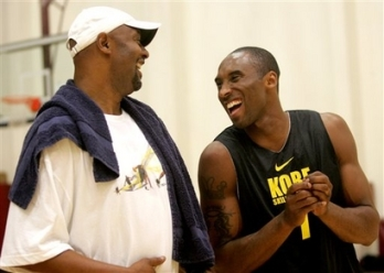 "Kobe Bryant, Joe ""Jellybean"" Bryant"